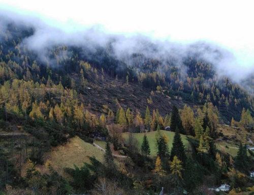 Maltempo, raccolta fondi Cai per aiutare le montagne di Nord-Est