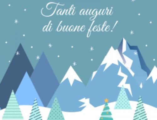 Festività 2018: gli auguri del Presidente generale Torti