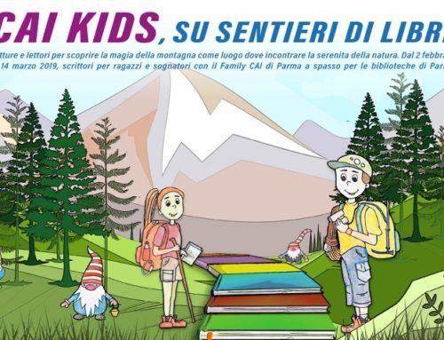 CAI kids, su sentieri di libri