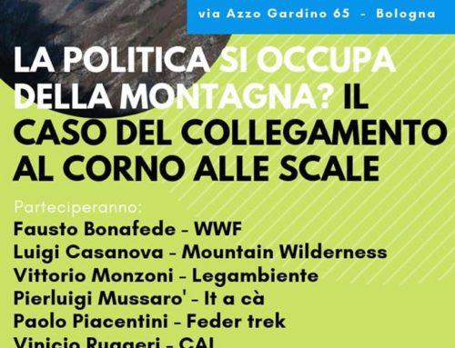 Impatto ambientale in montagna: due incontri per approfondire