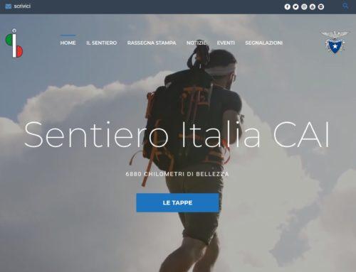 On line il sito del Sentiero Italia CAI