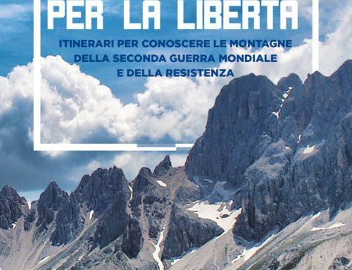 """In libreria la guida escursionistica """"I sentieri per la libertà"""""""