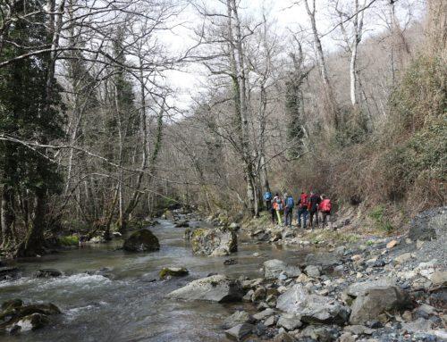 Due escursioni lucane per il 'Cammina Italia CAI 2019'