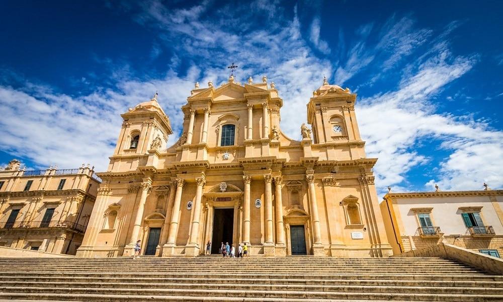 Noto, cattedrale di San Nicolò