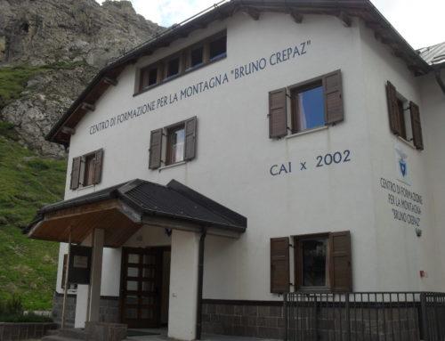 """Asta pubblica per la vendita del Centro di formazione per la montagna """"B. Crepaz"""" al Passo Pordoi"""""""
