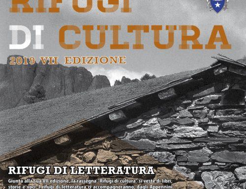La letteratura sulla montagna al centro della 7a edizione di 'Rifugi di Cultura'