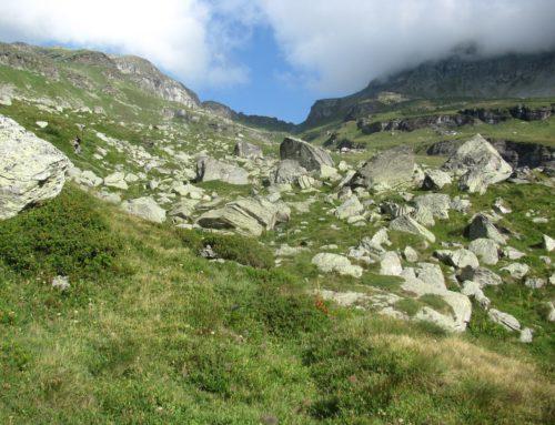 In cammino sul Sentiero Italia CAI della Valle D'Aosta