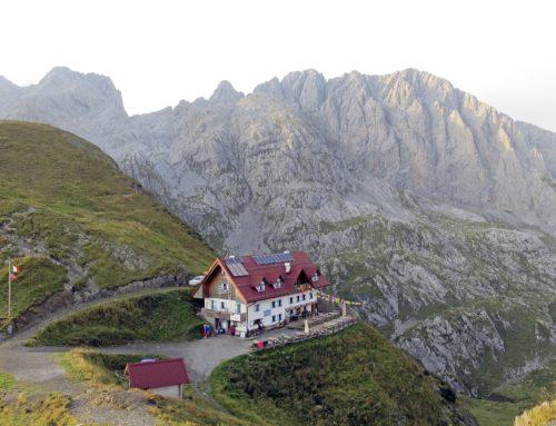 In Carnia lungo il Sentiero Italia CAI, tra natura e storia