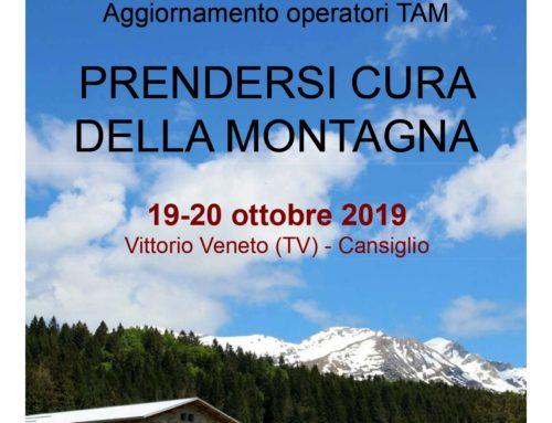 """A Vittorio Veneto e Cansiglio due giorni per """"Prendersi cura della montagna"""""""