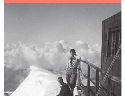 'Alpinismo dietro le quinte': disponibile il libro di Lorenzo Revojera