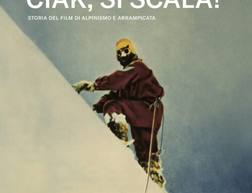 'Ciak, si scala!', la storia dei film di alpinismo e arrampicata diventa un libro