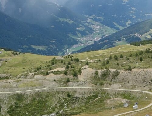 La montagna a casa ricomincia 'senza confini'
