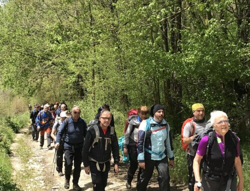 Il Sentiero Italia Cai per lo sviluppo sostenibile ad Amatrice