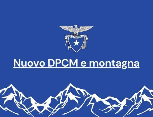 Nuovo DPCM e montagna: raccomandazioni e indicazioni del Club alpino italiano