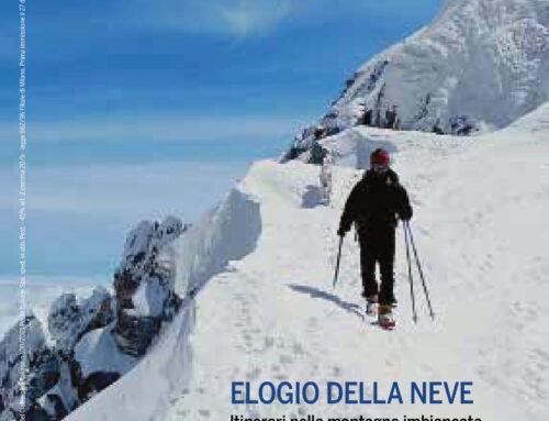 L'elogio della neve, itinerari nella montagna imbiancata
